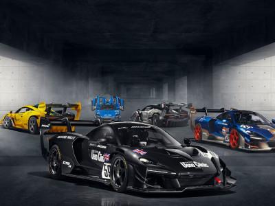 McLaren tung ra ấn phẩm 5 chiếc siêu xe Senna GTR LM đặc biệt kỷ niệm chiến thắng tại Le Mans