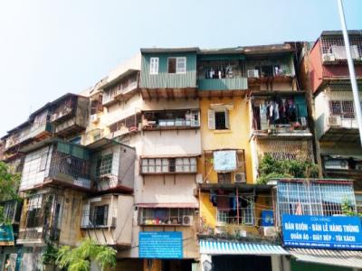 Cải tạo chung cư cũ: Bộ Xây dựng đề xuất thí điểm cơ chế đặc thù