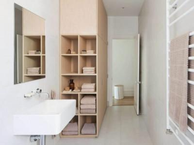 25 ý tưởng giá kệ phòng tắm thông minh và phong cách