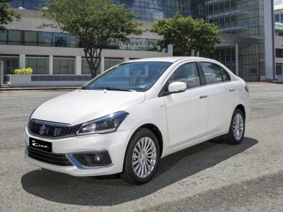 Suzuki Ciaz chốt lịch ra mắt vào cuối tuần này,