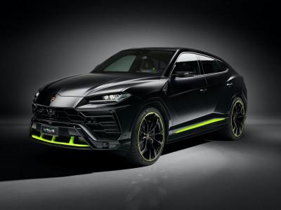 Siêu SUV Urus được Lamborghini làm mới qua gói Graphite Capsule