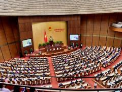 Ngày 21/10, Quốc hội xem xét 2 dự án Luật
