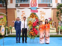Trường tiểu học Lê Đức Thọ kỷ niệm 5 năm ngày truyền thống