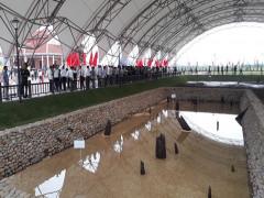 Hải Phòng: Khánh thành tuyến đường vào và Khu Bảo tồn bãi cọc  Cao Quỳ - tôn vinh chiến thắng lẫy lừng trên sông Bạch Đằng hơn 700 năm trước