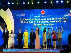 4/10 là 'Ngày Kỹ năng lao động Việt Nam'
