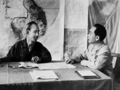 Chiến dịch Biên giới 1950 và phong cách cầm quân đặc trưng của Đại tướng Võ Nguyên Giáp