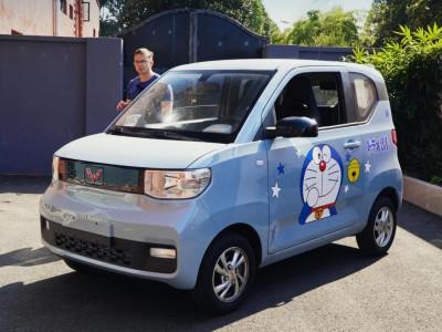 Trải nghiệm chất lượng của xe điện giá rẻ 100 triệu - Wuling Hongguang MINI EV