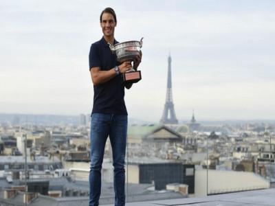 Nadal: 'Tôi luôn tự răn có thể mất ngôi ở Roland Garros'