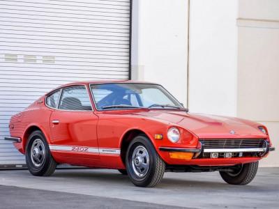 Chiếc Datsun 240Z 1971 cổ điển này vừa được bán đấu giá 2,57 tỷ đồng