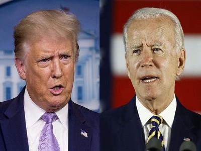 Trump và Biden tăng tốc vận động tranh cử tại các bang chiến địa