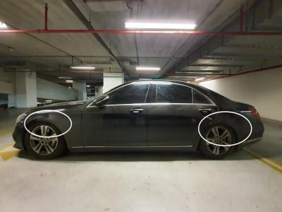 Mercedes-Benz S450 hơn 5 tỷ đồng