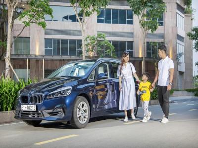 BMW Việt Nam mạnh tay ưu đãi 100% phí trước bạ trong quý IV/2020