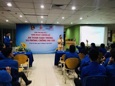 Tuổi trẻ Saigon Co.op sôi nổi tham gia các hoạt động chào mừng Đại hội Đảng bộ thành phố Hồ Chí Minh