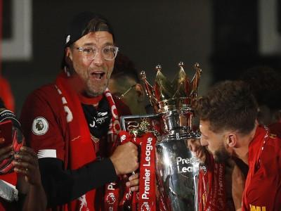 Jurgen Klopp - người thổi hồn vào Liverpool