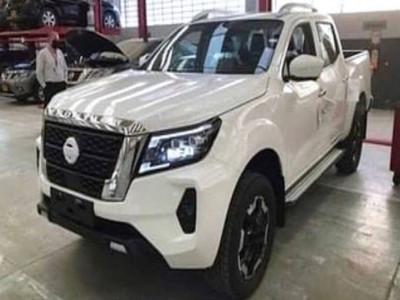 Xe bán tải Nissan Navara 2021 dần