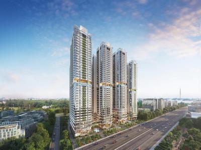Vượt Hà Nội và TP.HCM, Bình Dương lập kỷ lục với tỷ lệ hấp thụ căn hộ đến 97%