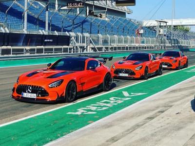 Mercedes-AMG GT Black Series đến Mỹ với giá bán từ 7,5 tỷ đồng