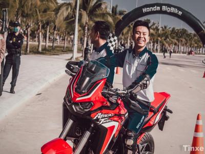 Siêu mô tô việt dã Honda Africa Twin 1100 2020 sắp bán ra tại Việt Nam có gì đáng mong đợi?