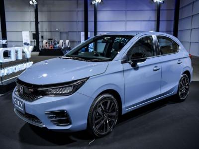Honda City Hatchback 2021 sẽ thay thế Jazz tại toàn bộ thị trường châu Á, có thể bao gồm cả Việt Nam