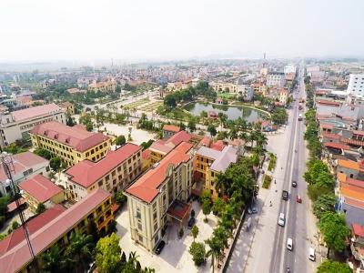 Quy hoạch khu đô thị gần 50 ha ở Quế Võ, Bắc Ninh