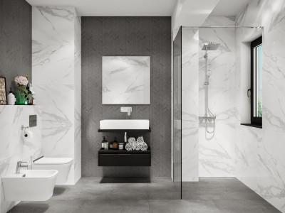 Giải pháp phong thủy cho các vị trí phòng tắm xấu