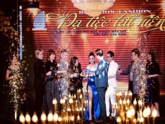 Nữ Hoàng Ô tô Châu Loan rạng ngời trong sự kiện Dạ Tiệc Tất Niên