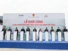 Dự án Thủy điện Hòa Bình mở rộng phải bảo đảm tuyệt đối an toàn