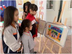 Trường Tiểu học Vạn Phúc: Chung tay vì một trường học hạnh phúc