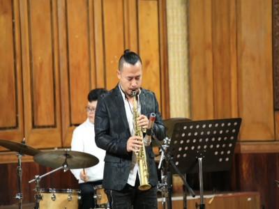 Lê Duy Mạnh: Văn hoá jazz thắt chặt nền văn hoá