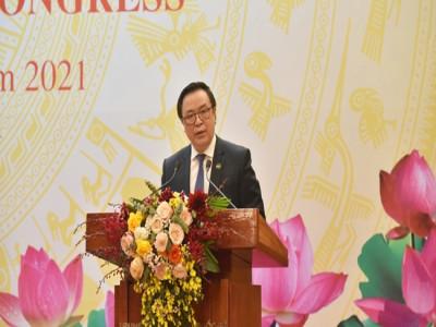 1.587 đại biểu dự Đại hội đại biểu toàn quốc lần thứ XIII của Đảng