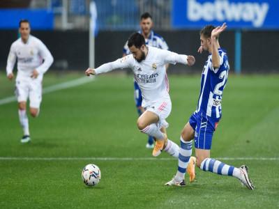 Hazard ghi bàn trở lại sau 2 tháng, Real Madrid thắng đậm Alaves