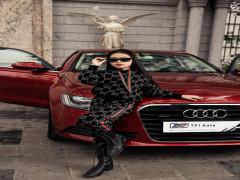 Dàn mẫu nhí PRO 'chất lừ' trong bộ ảnh chụp cùng Audi
