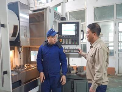 Kỹ sư Nguyễn Quốc Khánh – Người chiến sỹ yêu thích sự sáng tạo