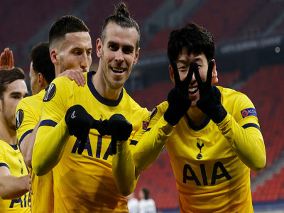 Bale ghi bàn và kiến tạo tại Europa League