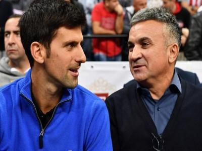 Bố Djokovic: 'Phương Tây ghen tị vì con tôi giỏi nhất'