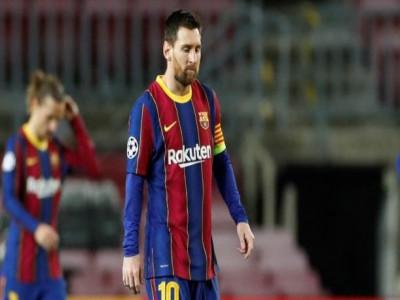 Messi mất giá nhất