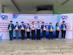 Quận Đoàn 11 và Đoàn Saigon Co.op tổ chức Lễ khởi động Tháng Thanh niên năm 2021