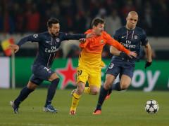 Messi và 'hiểm địa' Parc des Princes