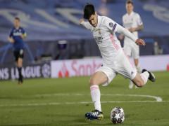 Real lần đầu vào tứ kết Champions League từ khi bán Ronaldo