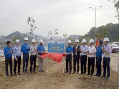 Đoàn Thanh niên EVN phát động toàn đoàn trồng, chăm sóc 21.000   cây xanh trong năm 2021
