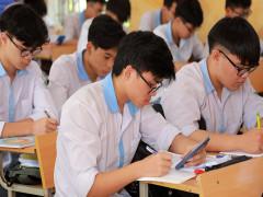 Các trường học ở Hà Nội tăng cường ôn tập chuẩn bị cho kỳ thi tốt nghiệp THPT