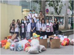Tet Donation 2021: Mang hơi ấm của Tết đến với trẻ em vùng cao