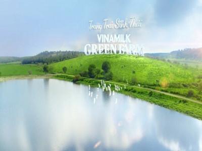 Ra mắt hệ thống Trang Trại Sinh Thái Vinamilk Green Farm