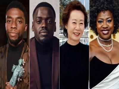 Diễn viên gốc Á, Phi dẫn đầu đường đua Oscar 2021