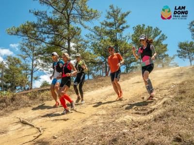 """Lâm Đồng Trail 2021 - giải chạy địa hình mang thông điệp """"Về với thiên nhiên"""""""