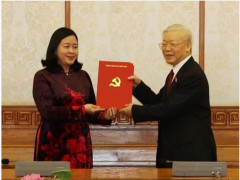 Bộ Chính trị phân công Trưởng Ban Tổ chức Trung ương và Trưởng Ban Dân vận Trung ương