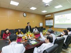Học viện Y - Dược học cổ truyền Việt Nam hợp tác với các  bệnh viện thực hành