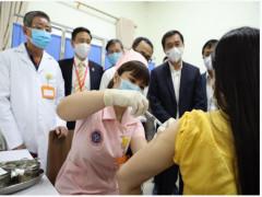 Tỉnh đầu tiên triển khai tiêm vaccine COVID-19 đợt 2