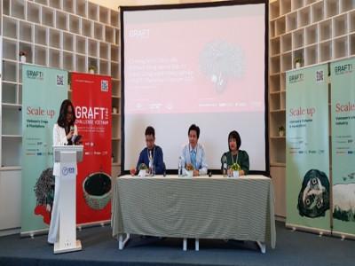 Chính thức phát động Chương trình  Thúc đẩy Đổi mới sáng tạo và Đầu tư trong Công nghệ Nông nghiệp