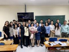 Chương trình thạc sĩ quản lý kinh tế FTU: Cập nhật, thiết thực với xu thế  phát triển